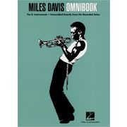 Hal Leonard Miles Davis Omnibook E Flat