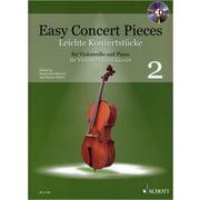 Schott Easy Concert Pieces Cello 2