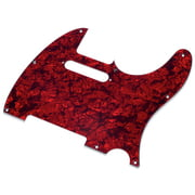 dAndrea T-Pickguard Red Pearl