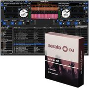 Serato DJ+VJ Kit (Box-Version)
