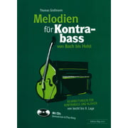 Edition Hug Melodien for Double Bass