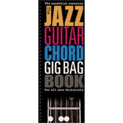 Wise Publications The Jazz Guitar Chord Gig Bag