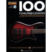 Hal Leonard Bass Lesson Goldmine 100 Funk