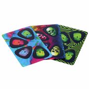 Music Sales PikCard Guitar Picks Skulls