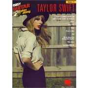 Hal Leonard Easy Guitar Taylor Swift