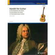 Schott Händel for Guitar