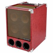 Phil Jones Flightcase BG-300 Red