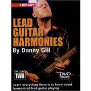 Music Sales Lead Guitar Harmonics