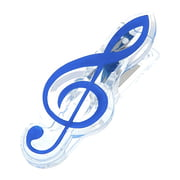 A-Gift-Republic Music Clip Violin Clef Blue