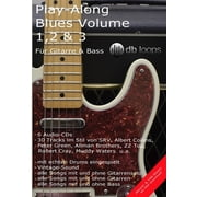 db loops Play Along Blues Vol. 1,2 & 3