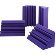 Auralex Acoustics Lenrd Bass Traps Purple