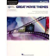 Hal Leonard Great Movie Themes Flute