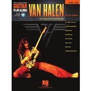 Hal Leonard Guitar Play Along Van Halen