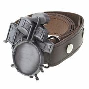 Rockys Belt Drum Set Brown 105
