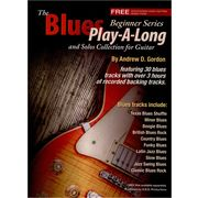 ADG Productions Blues Play Along Beginner