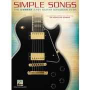Hal Leonard Simple Songs: The Easiest Easy