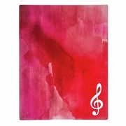 A-Gift-Republic Mousepad G-Cleg Red/White