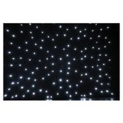 Showtec Stardrape 4x6m White LED