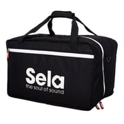 Sela SE 005 Cajon bag black
