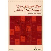 Schott Der Singer Pur Adventskalender