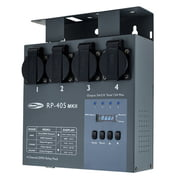 Showtec RP-405 MKII Relay Pack B-Stock