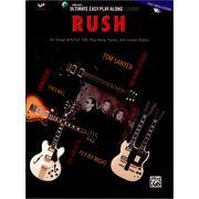 Alfred Music Publishing Easy Guitar Play Along: Rush
