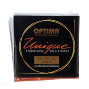 Optima 2409B Bass Gold Strings