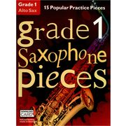 Chester Music Grade 1 Alto Saxophone Pieces