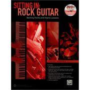 Alfred Music Publishing Sittin in: Rock Guitar