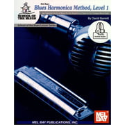 Mel Bay Blues Harmonica