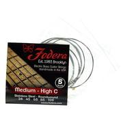 Fodera 5-String Set Medium - High C