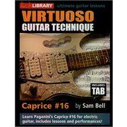 Music Sales Virtuoso Guitar Technique
