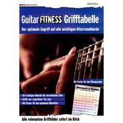 PPV Medien Guitar Fitness Grifftabelle