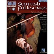 Hal Leonard Violin Play-Along: Scottish