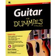 Hal Leonard Guitar For Dummies - 4th Ed.