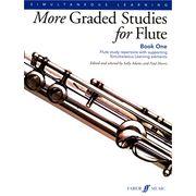 Faber Music More Graded Studiesf.Flute