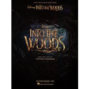 Hal Leonard Into The Woods Easy Piano