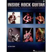 Hal Leonard Inside Rock Guitar