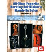 Mel Bay Favorite Picker's Mandolin