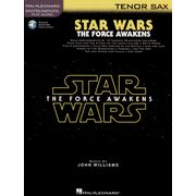 Hal Leonard Star Wars Force Awakens T.Sax.