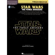 Hal Leonard Star Wars Force Awakens Tromb