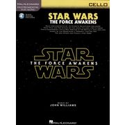Hal Leonard Star Wars Force Awakens Cello