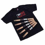 Vic Firth 5A American Hickory +Shirt M