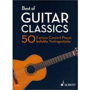 Schott Best Of Guitar Classics