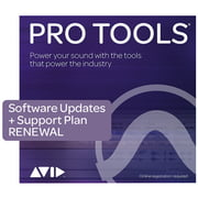 Avid Pro Tools Upgrade Plan Renewal