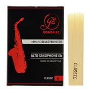 Gonzalez Alto Sax Reed Classic 3