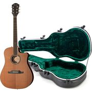 Fender F-1030SCE NA Dreadnough Bundle