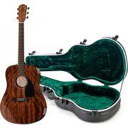 Fender CD-60 All Mahogany Bundle