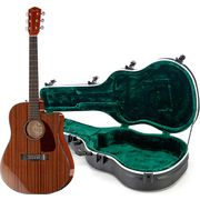 Fender CD-60 CE All Mahogany Bundle