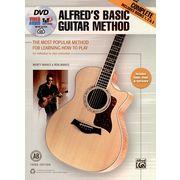 Alfred Music Publishing Alfreds Basic Guitar Acoustic